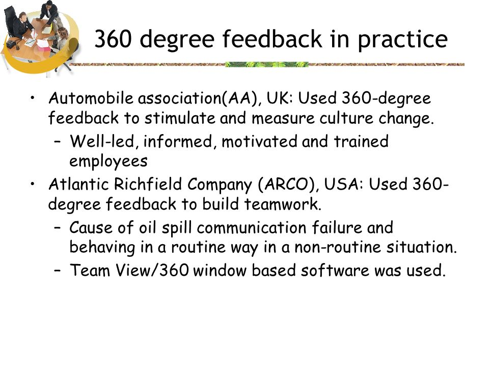 What is 360-degree Appraisal? - ppt video online download