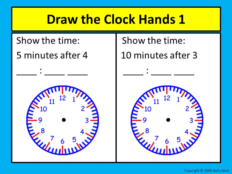 Unit 1 Lesson 11 Time To The 5 Minutes Part 3 Minutes After Ppt