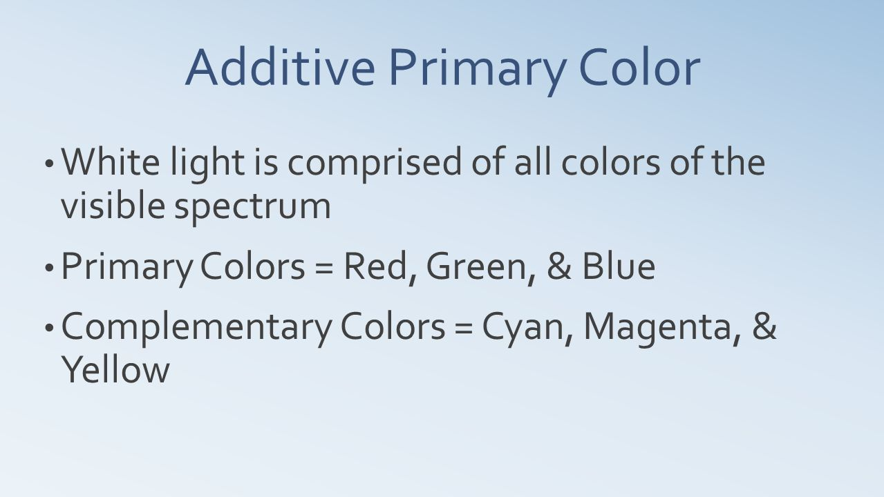 Color & Polarization. - ppt download