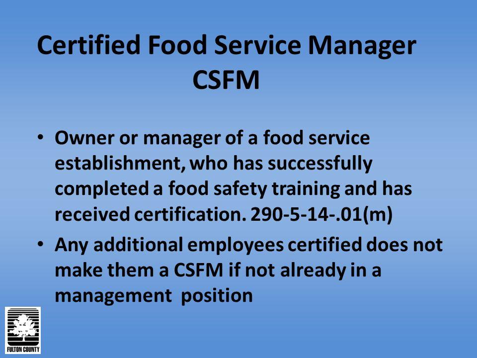 Food Service Establishment Inspection Report Ppt Video Online Download