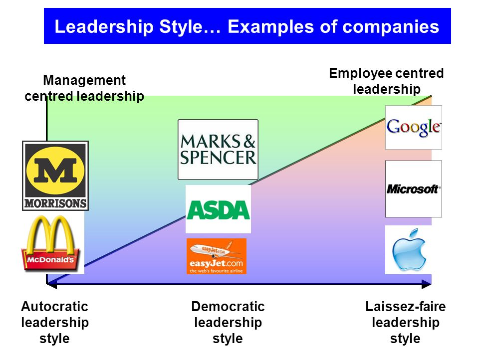 management leadership style The leadership/management style is a key determinant of the success or failure of any organization although there are clear differences between management and leadership, the two constructs overlap.