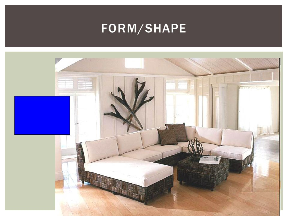 27 Form/Shape & Objective 3.01: Apply the Elements of Design - ppt video online download