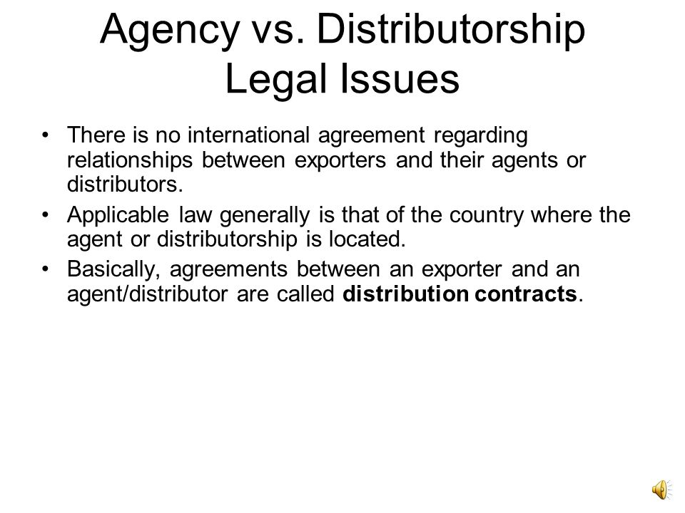 International Contracts Part Two Ppt Download