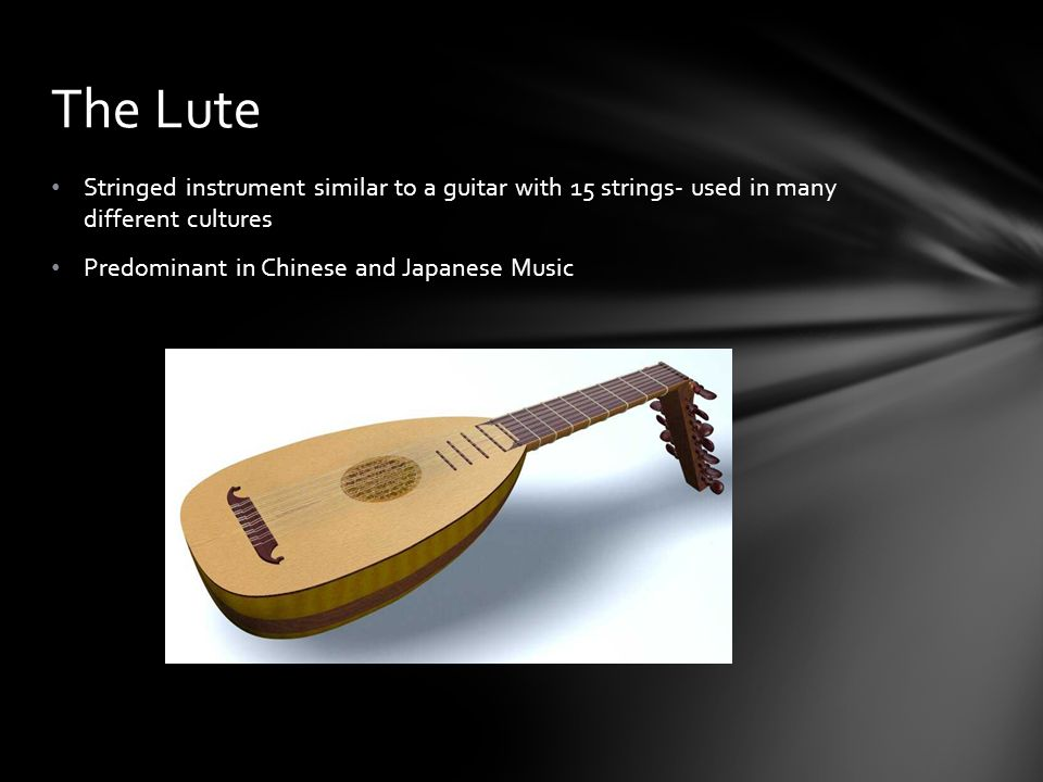 Music of Asia China, Japan, and India  - ppt video online