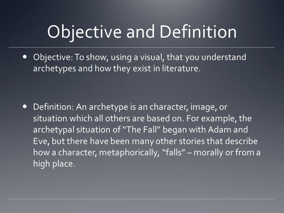 Mythological And Archetypal Criticism Ppt Video Online Download
