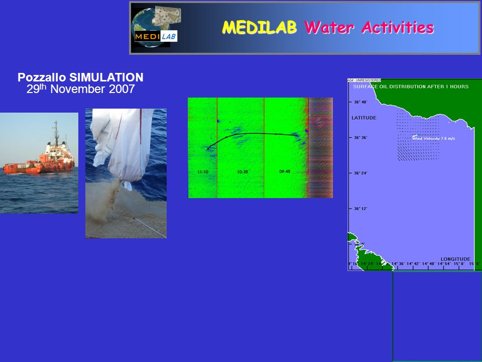 MEDILAB Water Activities