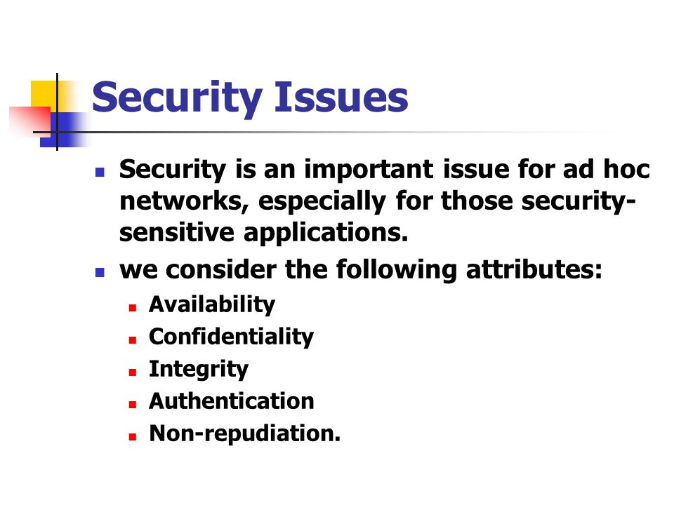 Importance of network security ppt