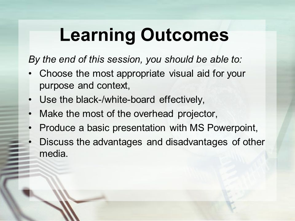 Effective Use of Teaching Aids - ppt video online download