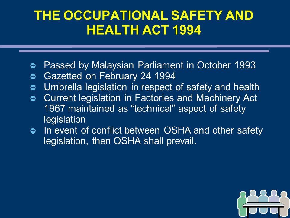 Chapter 14 Occupational Safety And Health Ppt Download