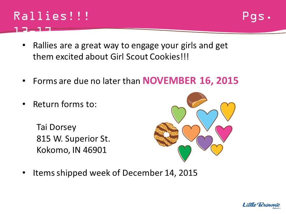 Girl Scouts Central Indiana Ppt Download