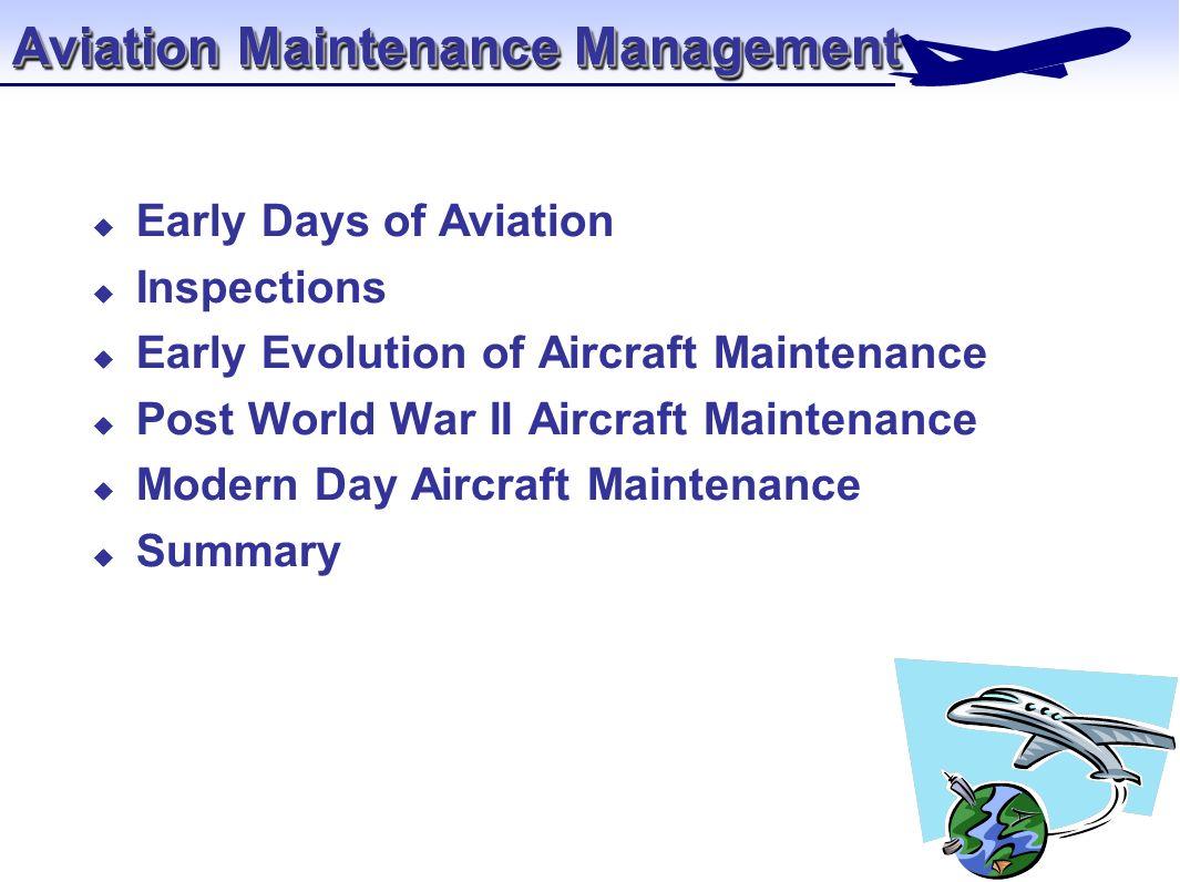 Ppt on maintenance management