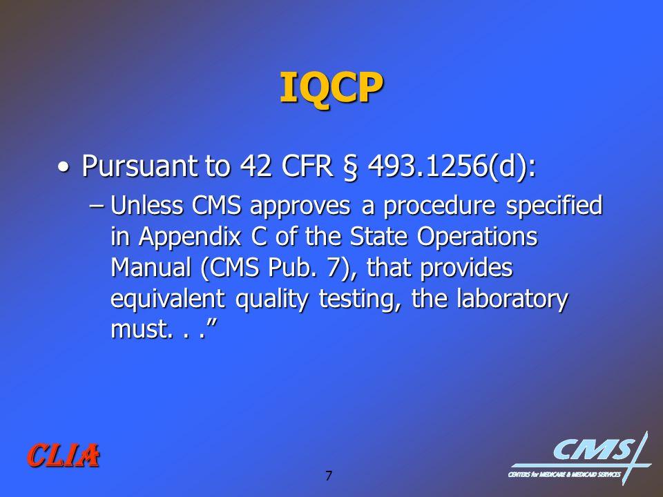 clia hot topics clia gary yamamoto ppt video online download rh slideplayer com Physician Office Laboratory Procedure Manual Clinical Laboratory Procedure Manual
