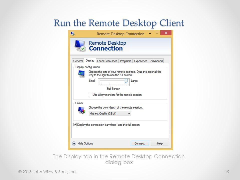 Lesson 12: Configuring Remote Management - ppt download