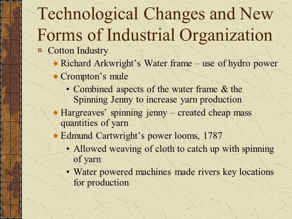 The Industrial Revolution and Its Impact on European Society - ppt ...