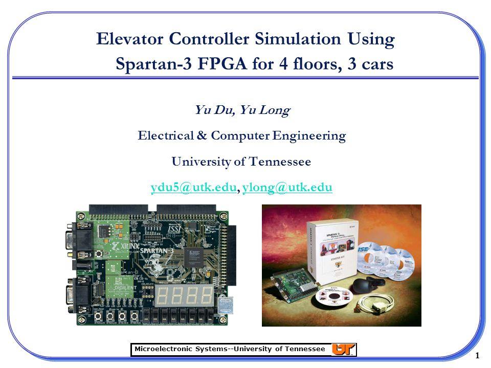 Yu Du, Yu Long Electrical & Computer Engineering - ppt download