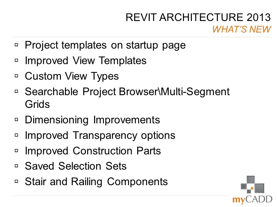 What's New in Revit Arch ppt video online download