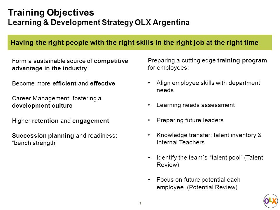 OLX Argentina Talent Management - ppt video online download
