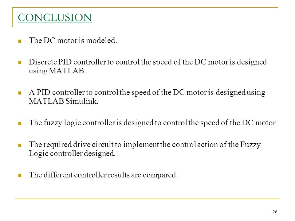 Control Tutorials For Matlab And Simulink Motor Speed Simulink