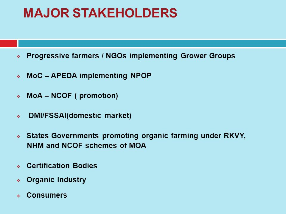 Certification and Traceability of organic products - ppt