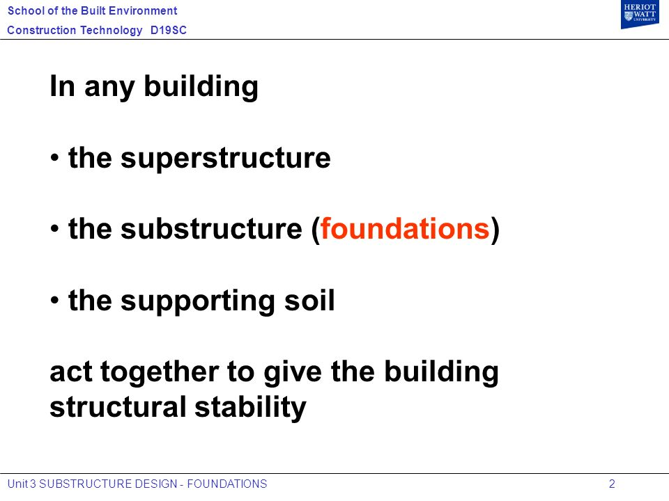 Introduction to Construction Technology - ppt video online