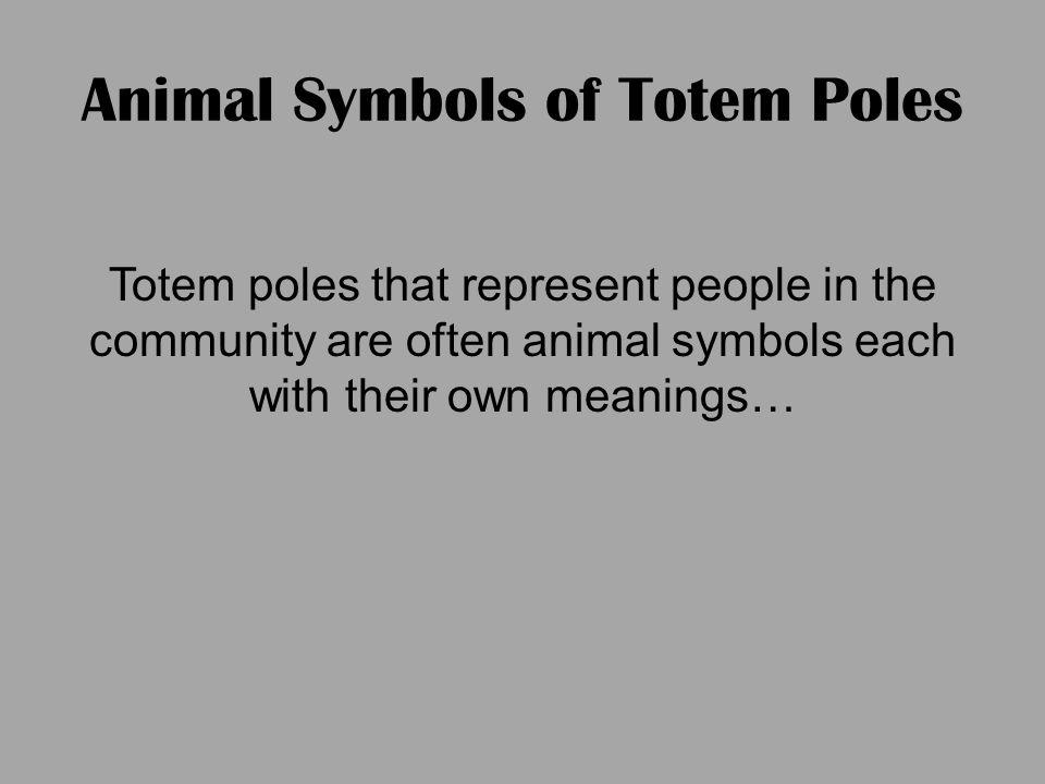 A Lesson On Totem Poles Megan Ardovini April 25 Ppt Video Online