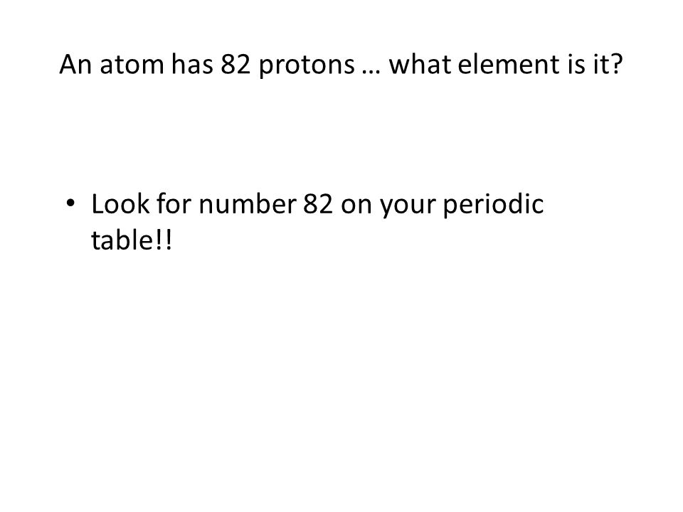 Ions And Isotopes Ppt Download