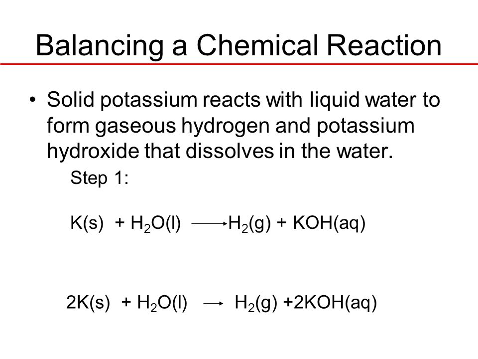 introduction to chemical reactions Introduction to chemical reactions two pages of neat notes introduce chemistry novices to chemical reactions opening with a simple description of what constitutes a chemical reaction and progressing to the practice of balancing reaction equations, this worksheet is concise and convenient.