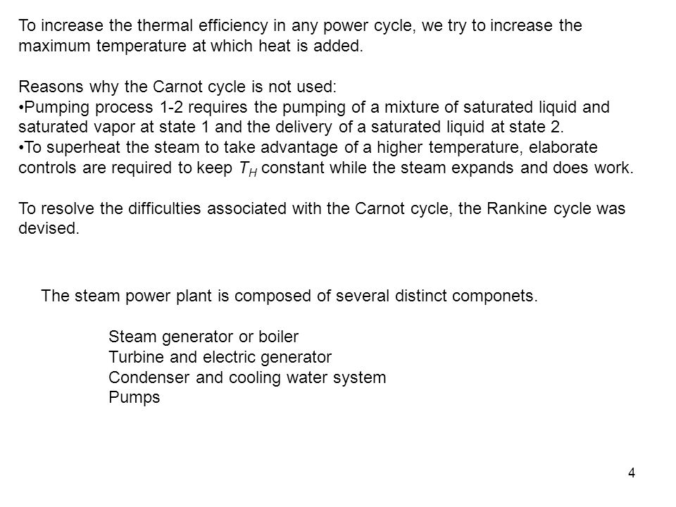 Chapter 10 Vapor and Combined Power Cycles Study Guide in PowerPoint