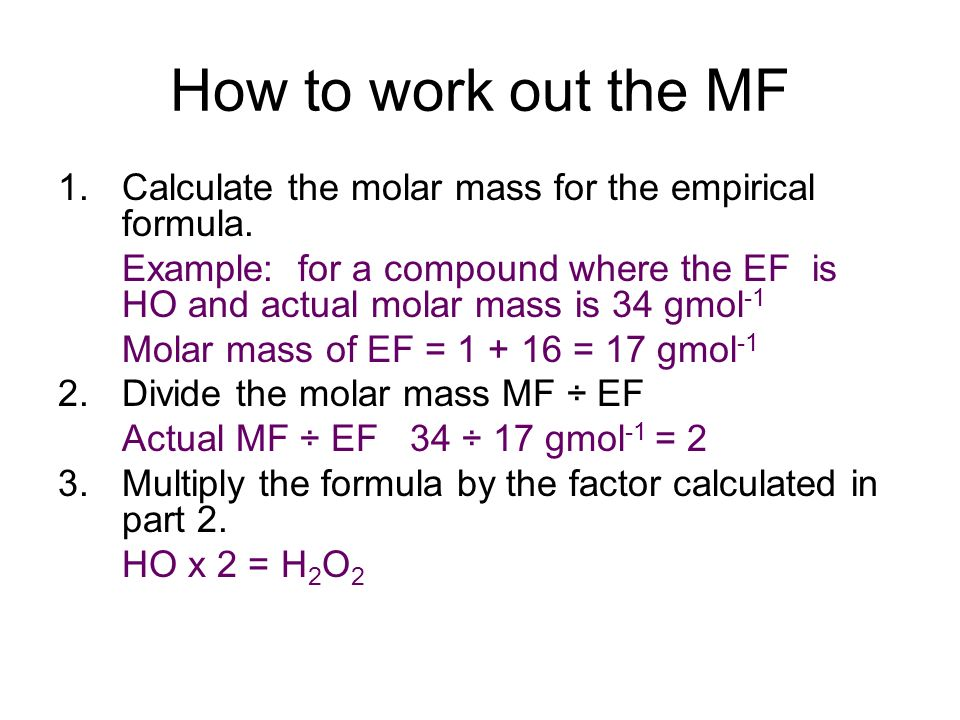 Molarity Formula With Example - #GolfClub
