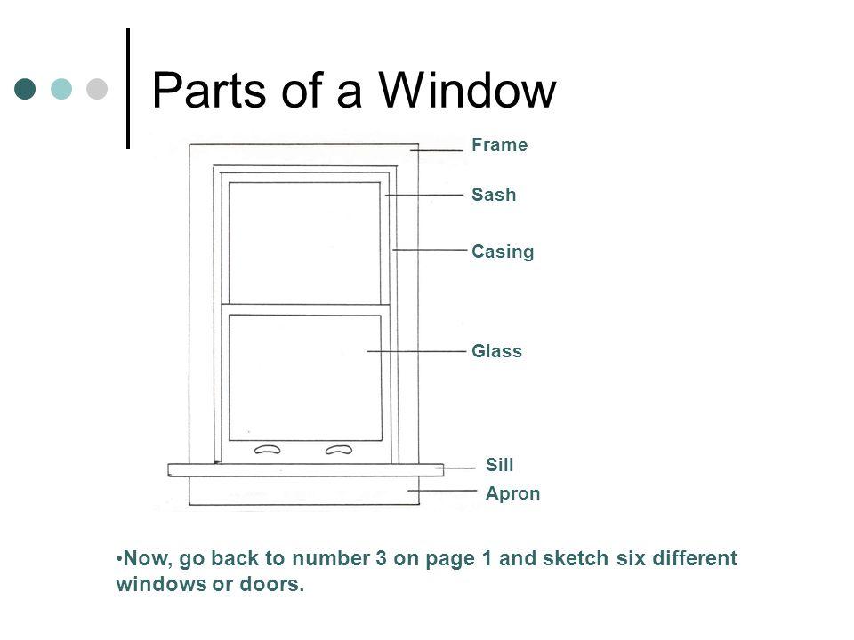 Window, Door, Roof and Housing Styles - ppt download