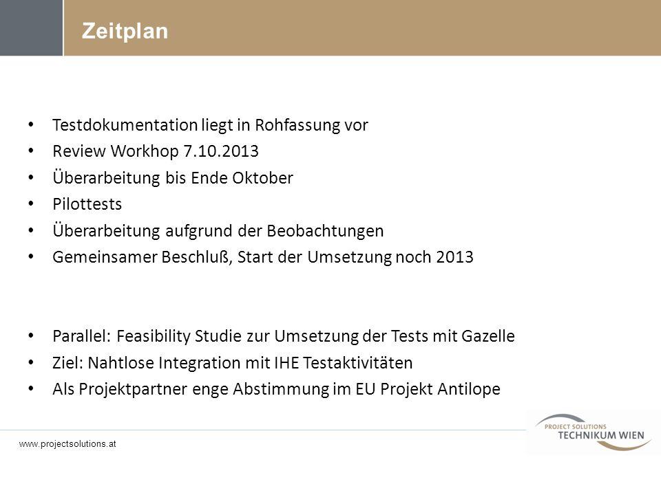 Project Solutions Technikum Wien ▻ ELGA Testen? - ppt download