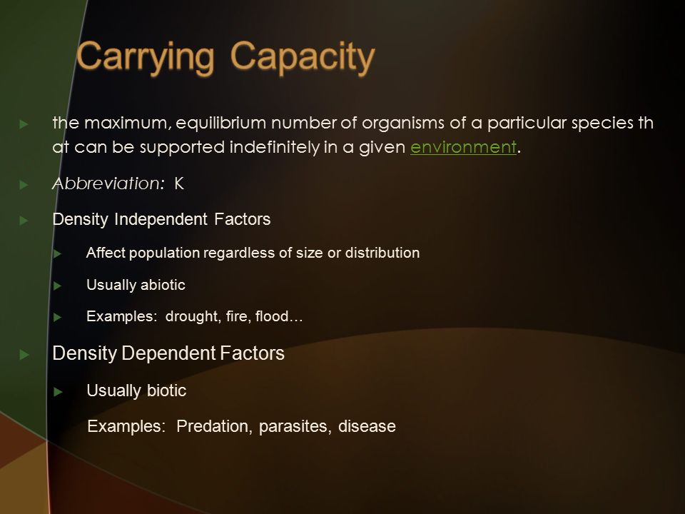 Ecology Ppt Download