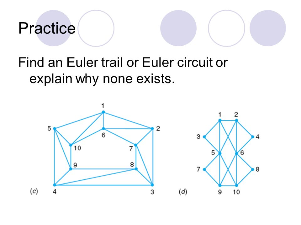 Euler Circuit Practice Problems Wiring Diagram Services