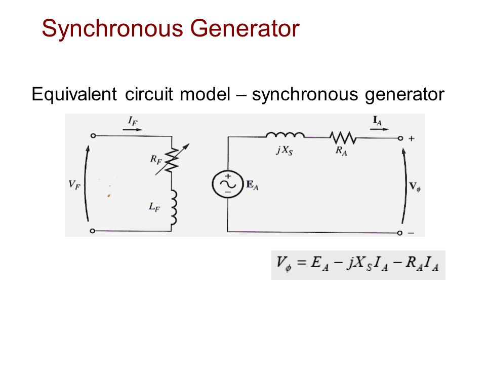 By dr rosemizi abd rahim ppt video online download synchronous generator cheapraybanclubmaster Images