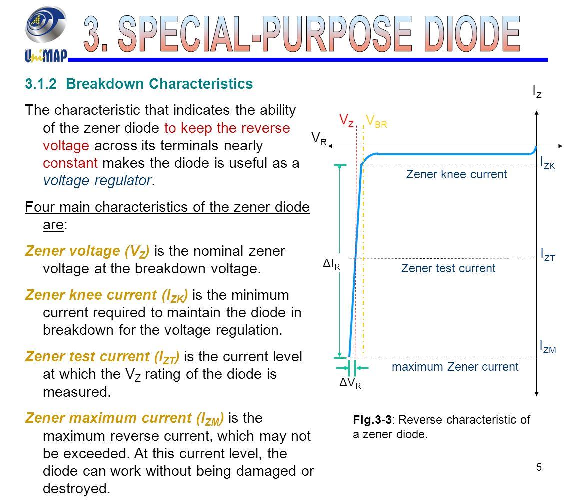 Special Purpose Diode Ppt Video Online Download Zener Breakdown Phenomen In Semiconductor Junction