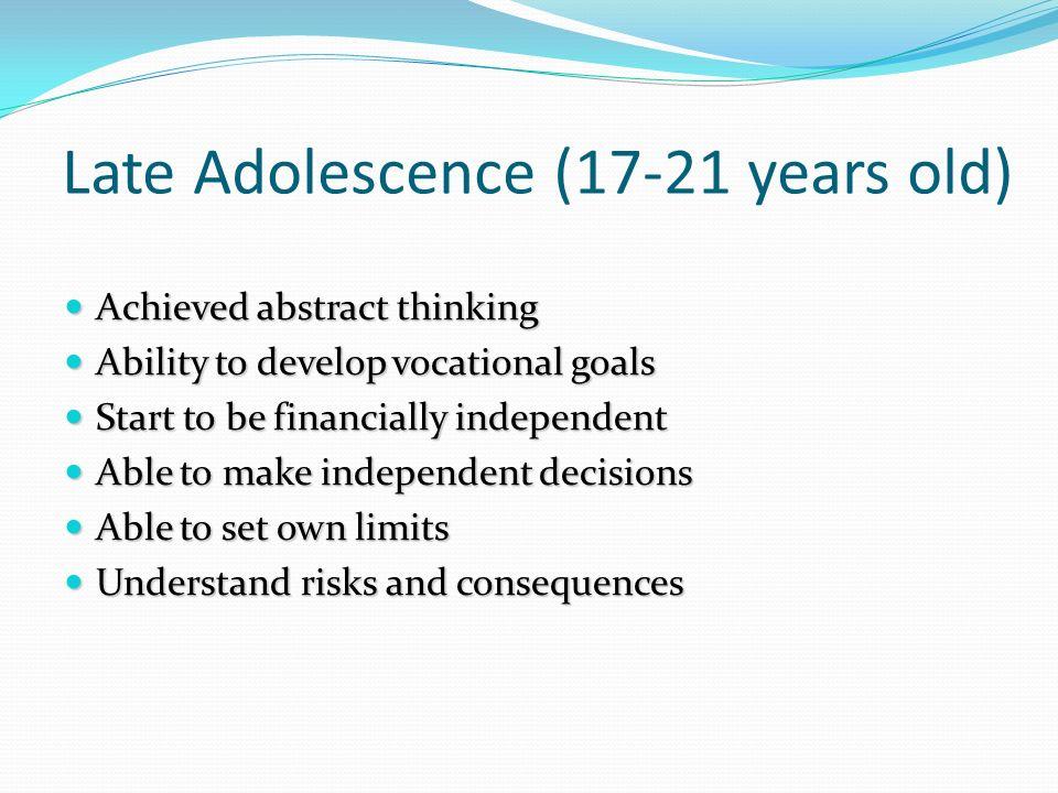 Adolescent Development - ppt video online download