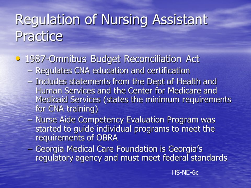 Role Of The Nursing Assistant Ppt Video Online Download