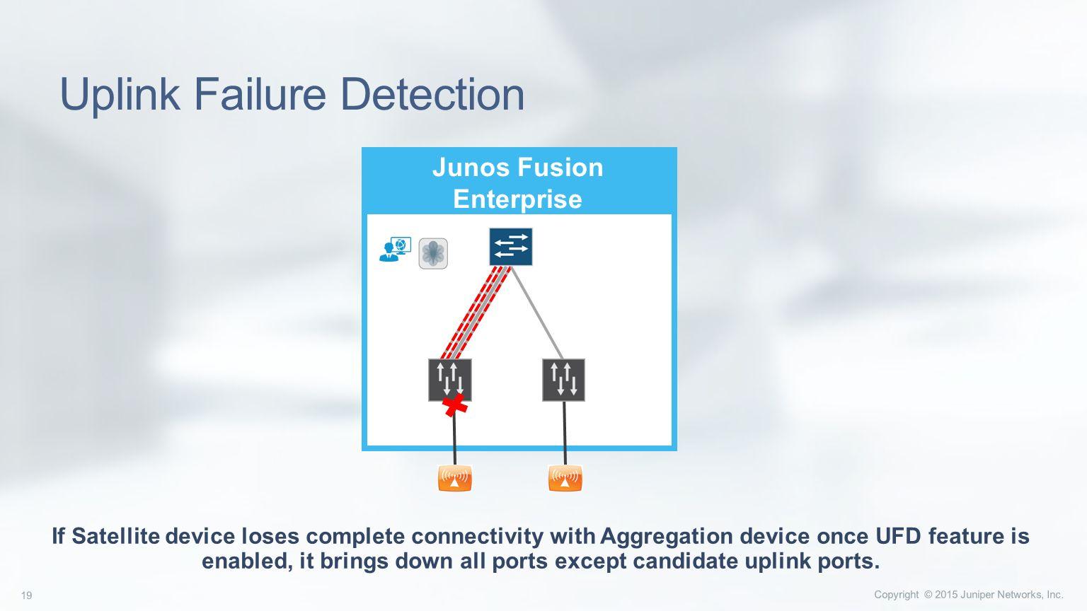 Junos Fusion Enterprise - ppt video online download