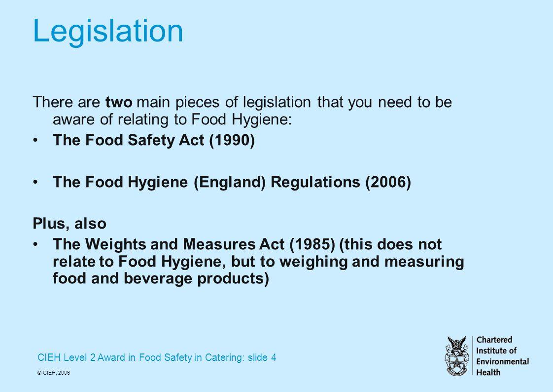 4 legislation