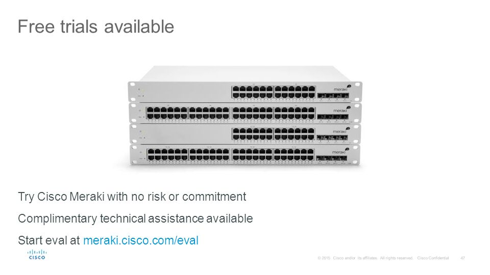 Get Your Head in the Cloud with Cisco Cloud Networking - ppt