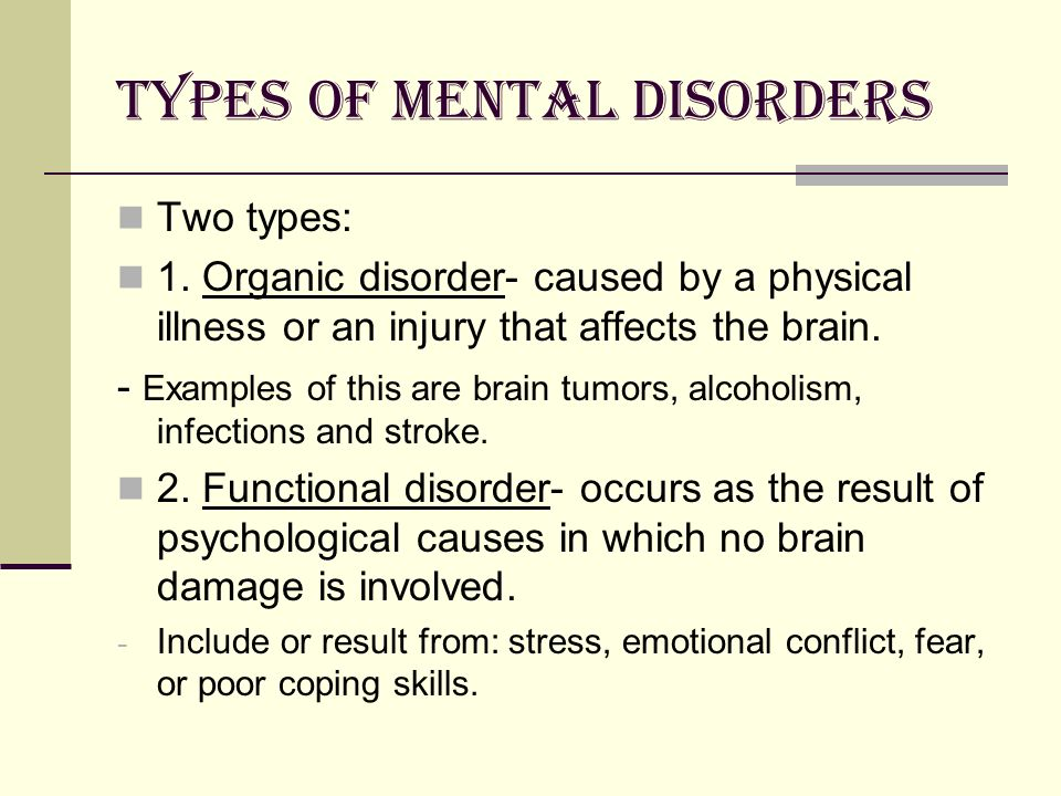 how to overcome psychological disorders لم يسبق له مثيل الصور + ...