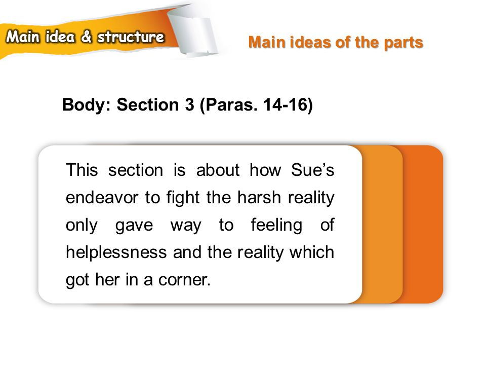 Body: Section 3 (Paras. 14-16)