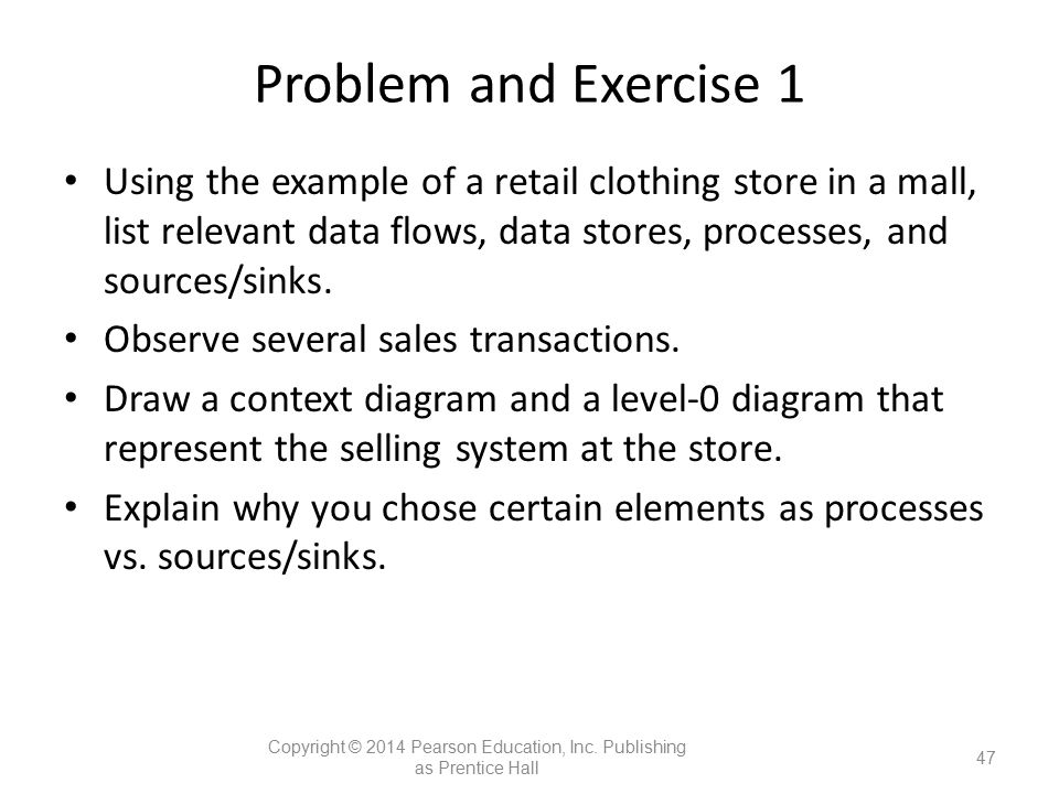 Chapter 7 structuring system process requirements ppt video online 47 copyright ccuart Gallery