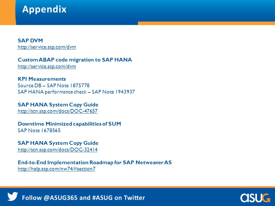 Migrating to SAP Business Suite on SAP HANA - ppt download