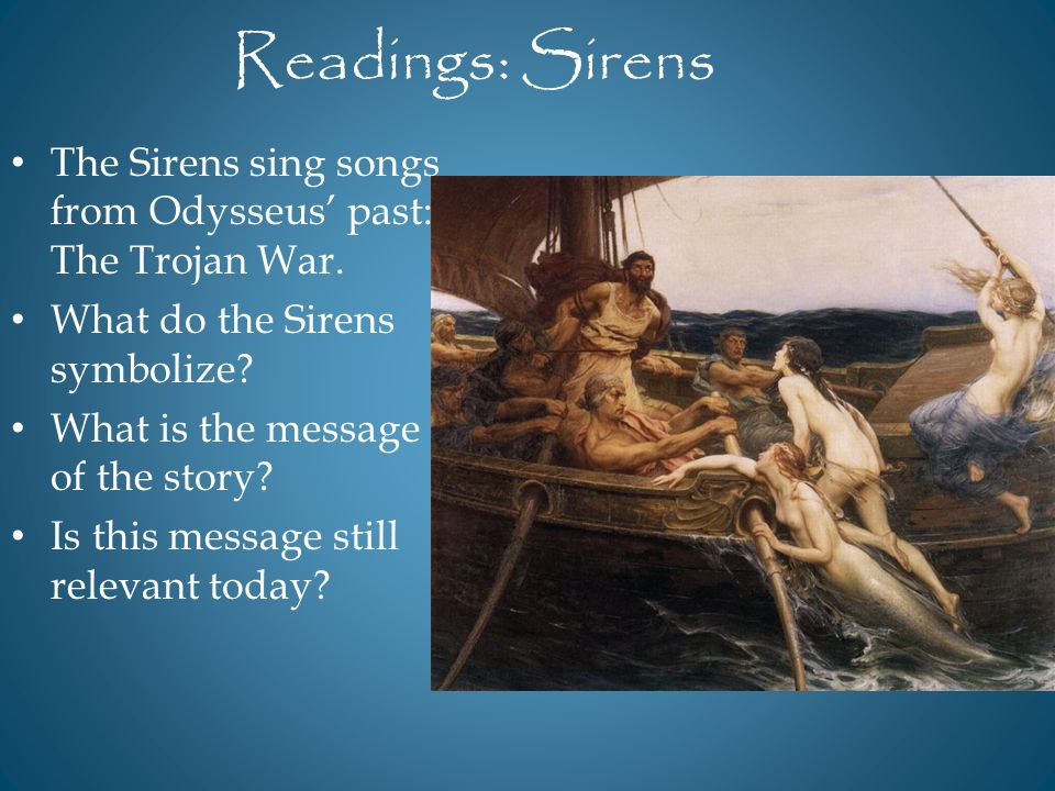 The Odyssey Part Ppt Download