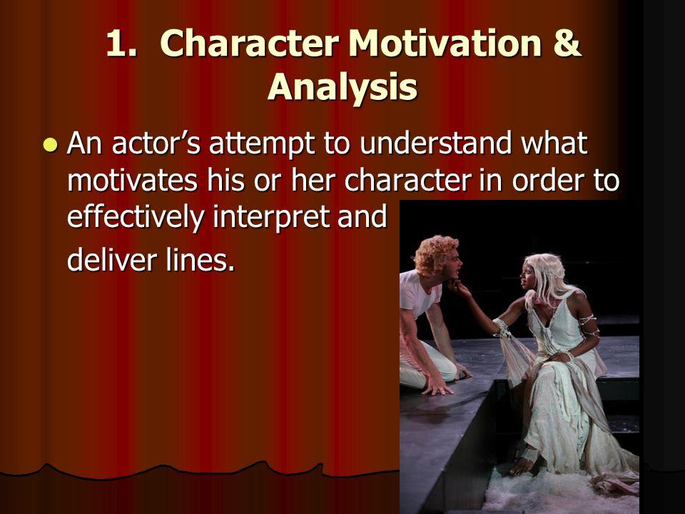Performance Elements Of Drama Activities 2 1