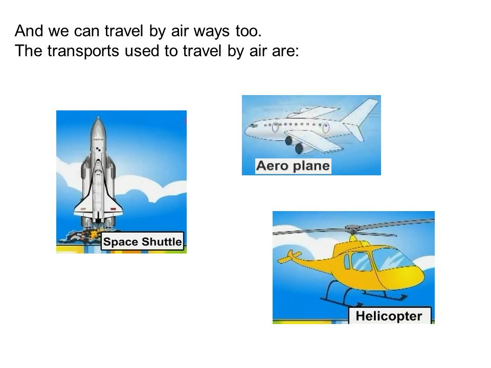 Means Of Transport - Kids Cartoon Animation - ppt download