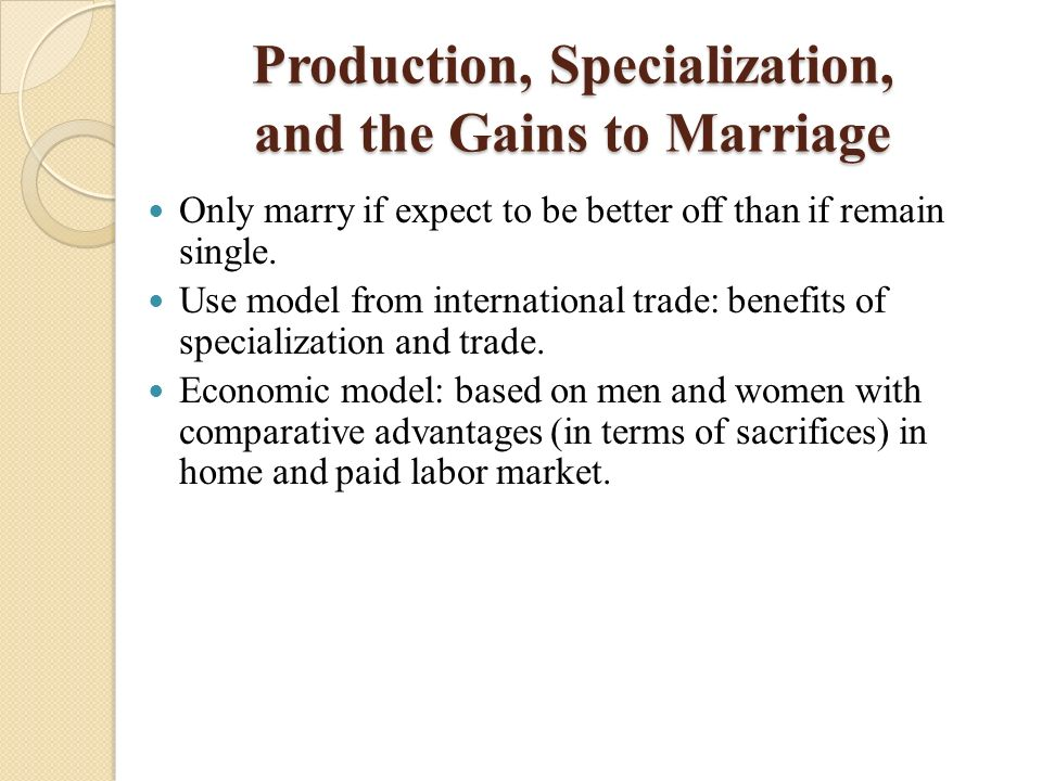 advantages of international marriage