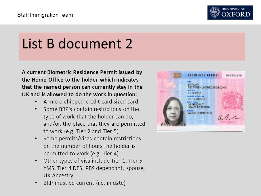 Right To Work Checks Staff Immigration Team Ppt Download