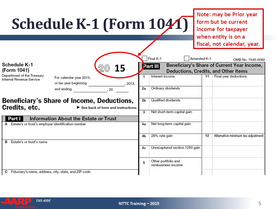 Schedule K1 Entire Lesson Pub 4491 Part 3 Nttc Training Ppt. Worksheet. 2013 Qualified Dividends Worksheet At Clickcart.co